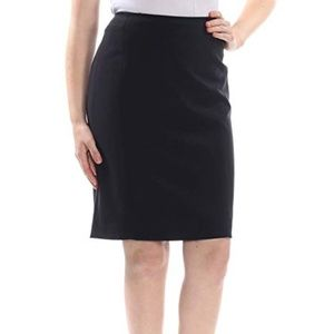 Nine West Women's Stretch Skirt Black
